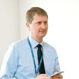 Dr. Nerijus Rasburskis